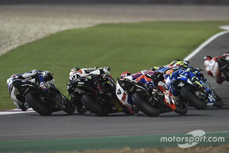 La carrera de Qatar, nocturna, abre el calendario MotoGP
