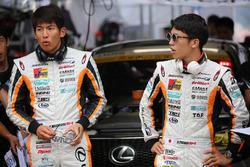 中山雄一と坪井翔(#51 JMS LMcorsa RC F GT3)