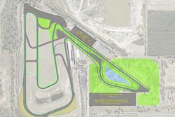 Queensland Raceway proposed layout