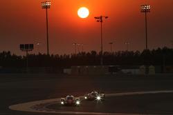 #5 Toyota Racing Toyota TS050 Hybrid: Sébastien Buemi, Kazuki Nakajima, Anthony Davidson, #6 Toyota