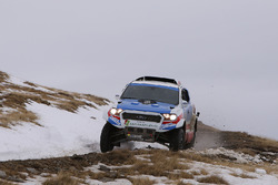 Хавьер Понс и Рубен Гарсия, Ford South Racing