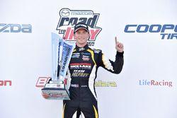 Aaron Telitz, Team Pelfrey, 2016 Pro Mazda champion