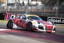 #51 Porsche 997 GT3-R: Andrew Macpherson, Brad Shiels