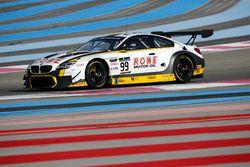 #99 Rowe Racing, BMW M6 GT3: Antonio Felix da Costa, Philipp Eng