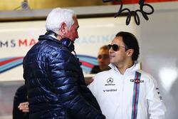 Felipe Massa, Williams with Lawrence Stroll
