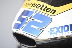 Bike of Danny Kent, Kiefer Racing