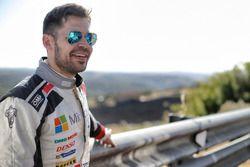 Janne Ferm, Toyota Yaris WRC, Toyota Racing