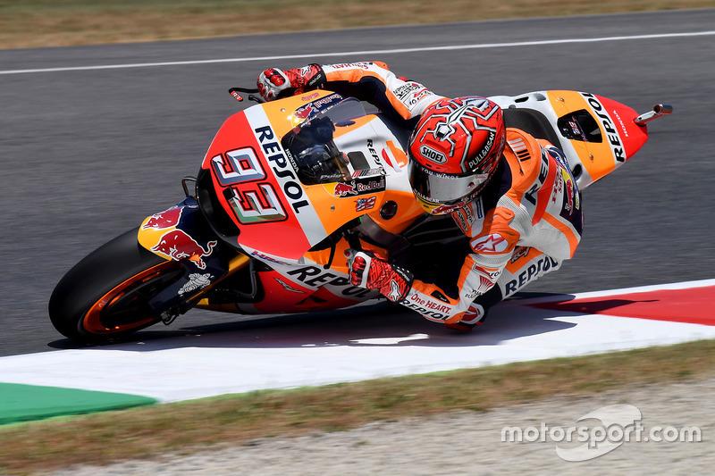 GP de Italia 2018: Marc Marquez (6º)