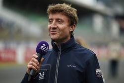 Bruno Vandestick, Stimme von Le Mans