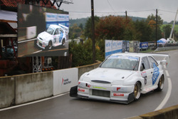 Romeo Nüssli, Ford Escort Cosworth, ACS, 1. Rennlauf