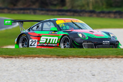 #22 Porsche 911 GT3R: Scott Taylor; Craig Baird