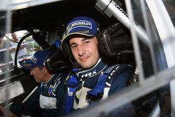 Stefano Albertini, Ford Fiesta WRC, Mirabella Mille Miglia
