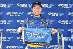Chase Briscoe, Brad Keselowski Racing Ford, Wins the Pole in Dover