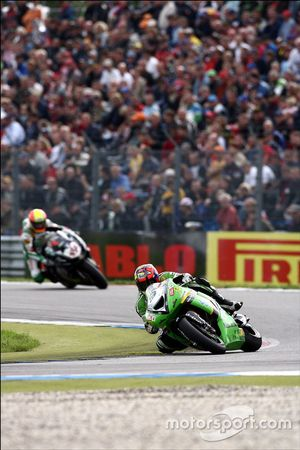 Chris Walker, Kawasaki Racing