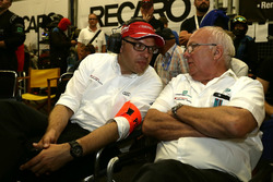 Chris Reinke and Wolfgang Land, Audi Sport Team Land-Motorsport