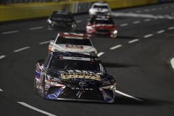 Gray Gaulding, BK Racing, Toyota; Matt Kenseth, Joe Gibbs Racing, Toyota