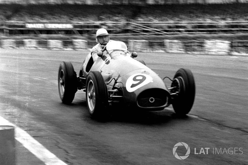 1954 Jose Froilan Gonzalez, Ferrari