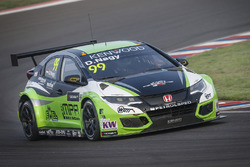 Даниэль Надь, Honda Team Zengo, Honda Civic WTCC