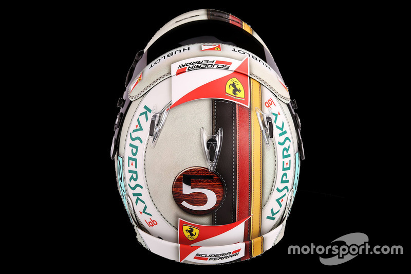 Monaco 2016 - Sebastian Vettel, Ferrari