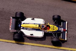 Nigel Mansell, Williams FW11B Honda
