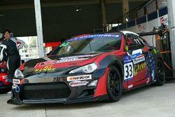 黄金城赛车#33参加CEC12小时耐力赛