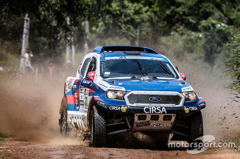 #208: Xevi Pons, Ford Ranger