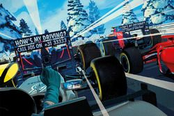 Red Bull Racing X-Mas Card