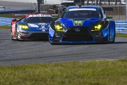 №14 3GT Racing Lexus RCF GT3: Скотт Прюэтт, Ян Джеймс, Густаво Менесес