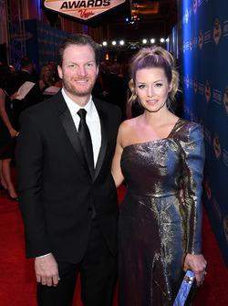 Dale Earnhardt Jr., Hendrick Motorsports and fiancée Amy Reimann