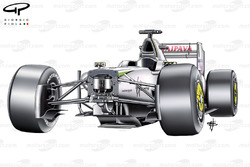 Brawn BGP 001 2009 overview