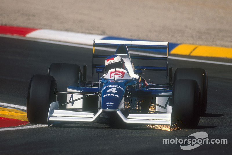 1989: Tyrrell 019 Ford