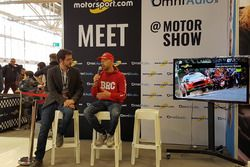 Giacomo Rauli, Motorsport.com e Giandomenico Basso, BRC, Campione Italiano Rally 2016