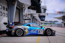#27 Nexus Infinity Ferrari 458 GT3: Adrian Henry D'Silva, Dominic Ang Ding Xiong, Garnet Patterson