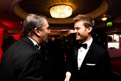 Dünya Şampiyonu Nico Rosberg, Mercedes AMG F1, Nigel Mansell