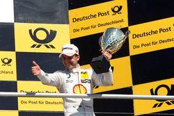 Подиум: третье место - Аугусту Фарфус, BMW Team MTEK, BMW M4 DTM