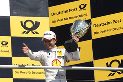 Podium: third place Augusto Farfus, BMW Team MTEK, BMW M4 DTM