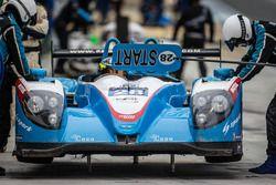 #28 Pegasus Racing, Morgan Nissan: Inès Taittinger, Remy Streibig, Leo Roussel