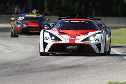 #80 Mantella Autosport Inc. KTM XBow GT4: Martin Barkey