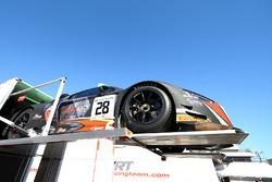 #28 Belgian Audi Club Team WRT Audi R8 LMS: Antonio Garcia, Nico Müller, Will Stevens