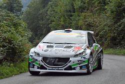 Michele Tassone, Alice De Marco Peugeot 208 T16 R R5 #7