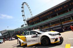Jordi Oriola, Opel Astra TCR , Kissling Motorsport