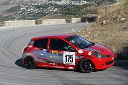 Serafino Ghizzoni, Renault Clio