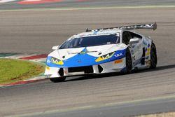 Lamborghini Huracan S.GTCup #105, Baruch-Faccioni, Vincenzo Sospiri Racing