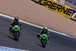Kenan Sofuoglu, Puccetti Racing, Randy Krummenacher, Puccetti Racing
