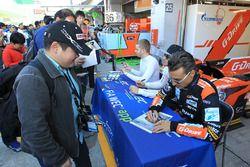 #26 G-Drive Racing Oreca 05 - Nissan: Roman Rusinov, Alex Brundle, Will Stevens