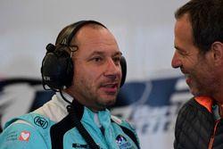 #16 Panis Barthez Competition Ligier JSP3 - Nissan: Eric Debard