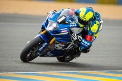 #1 Suzuki: Vincent Philippe, Anthony Delhalle, Etienne Masson