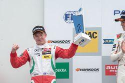 Подиум - Ник Кэссиди, Prema Powerteam Dallara F312 – Mercedes-Benz