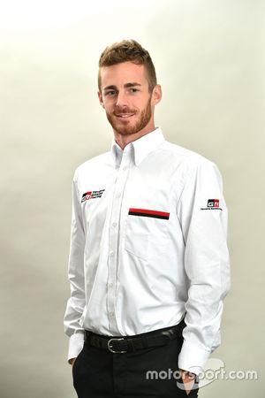 James Rossiter, Lexus Team Tom's, GT500