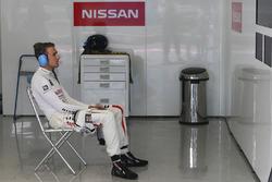 #25 Algarve Pro Racing Ligier JSP2 Nissan: Andrea Pizzitola